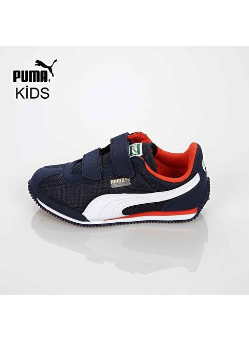 Puma Spor Ayakkabı Füme